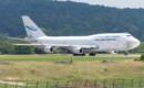 Challenge Airlines Boeing 747 400F