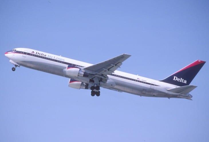 Delta Air Lines Boeing 767 300