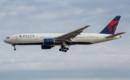 Delta Air Lines Boeing 777 200ER.