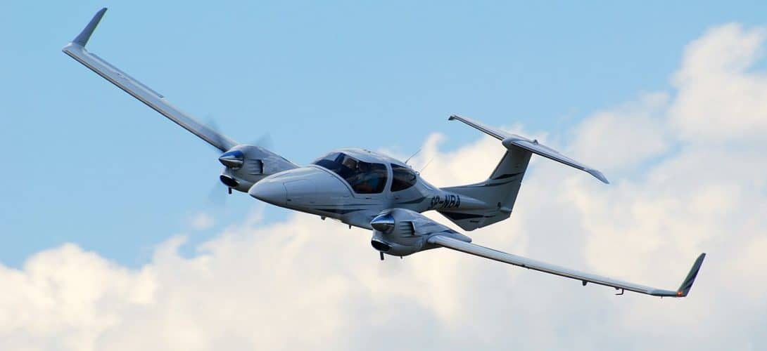 Diamond DA42 Twin Star SP NBA