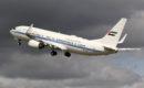 Dubai Air Wing Boeing 737 8E0 BBJ2