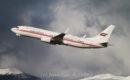 Dubai Air Wings Boeing 737 8AJ BBJ2 A6 HEH