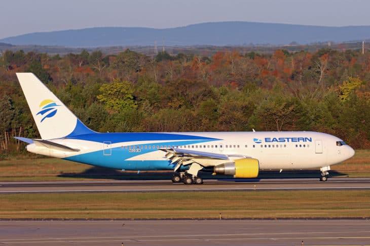 Eastern Air Lines B767 266