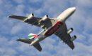 Emirates Airbus A380 861
