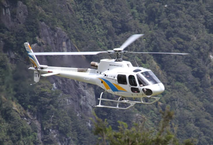 Eurocopter AS350 B3 ZK ITY