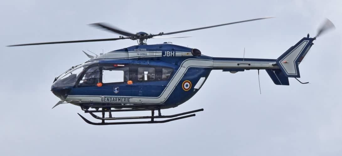 Eurocopter EC145 'JBH