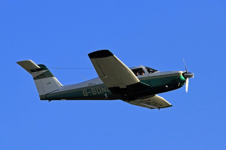 G BONC Piper PA 28RT 201 Arrow IV