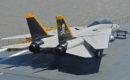 Grumman F 14A Tomcat '160694 AJ 201
