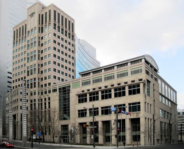 ICAO headquarters in Montreal Canada