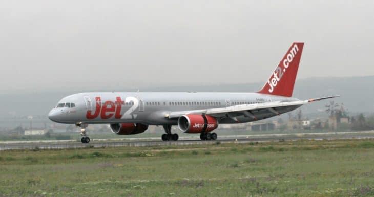 Jet2 Boeing 757 200