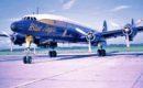 Lockheed Constellation of the Blue Angels 1