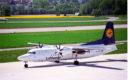 Lufthansa Cityline Fokker 50