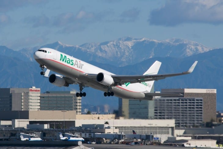 MasAir Boeing 767 300F