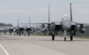 McDonnell Douglas F 15E Strike Eagles