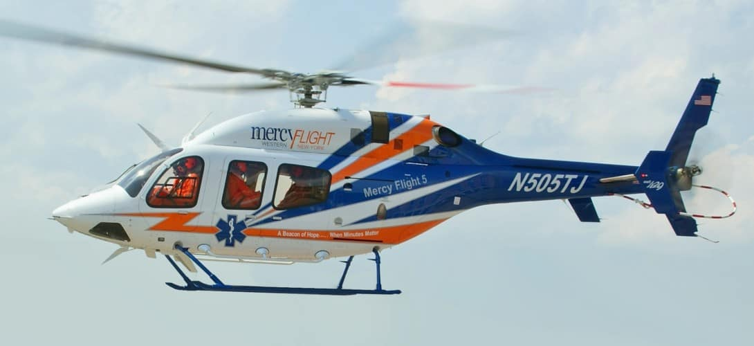 Mercy Flight 5 Bell 429 GlobalRanger