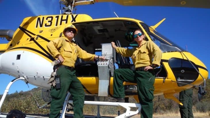 National Park Service Helicopter Pilots