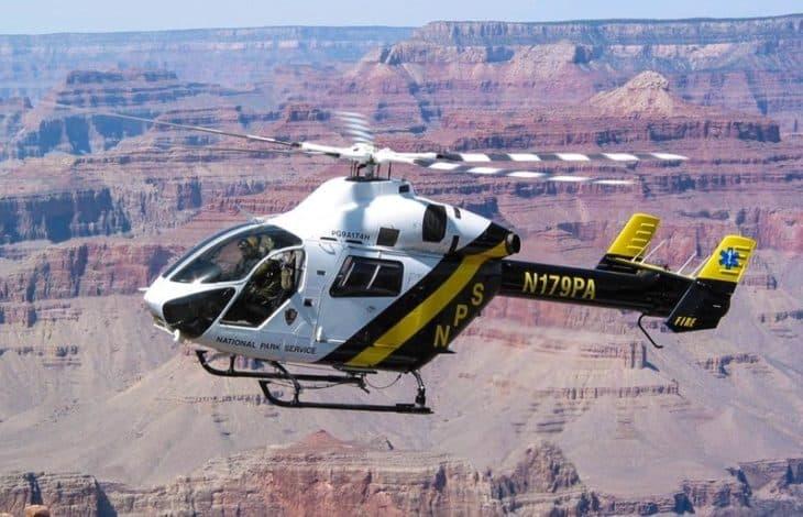 National Park Service MD900