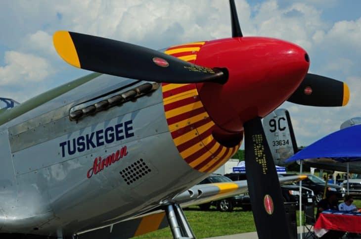 North American P 51C Mustang