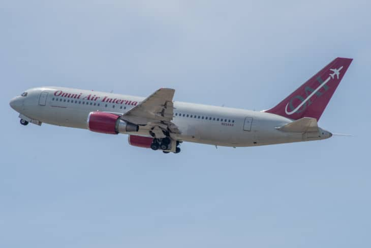 Omni Air International Boeing 767 200