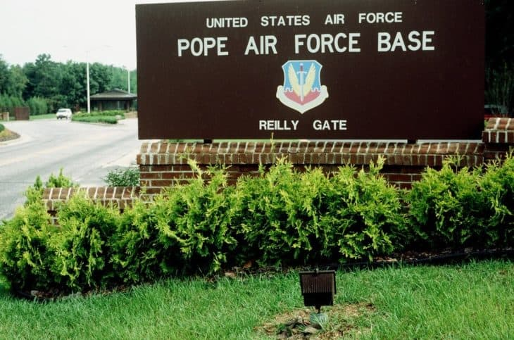 Pope Air Force Base