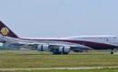Qatar Amiri Boeing 747 8 BBJ