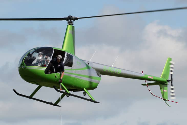 Robinson R44 Raven II G ROYM