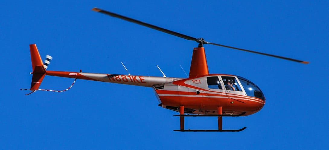 Robinson R44 Raven II N881KE