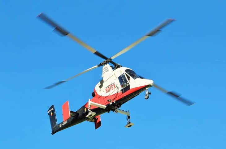 Rotex Helicopter Kaman K 1200