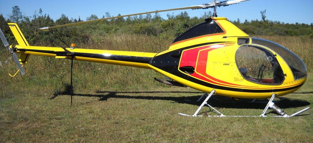 RotorWay Exec 126F 2