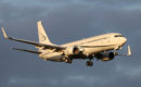 Saudi Oger Boeing 737 8AN BBJ2