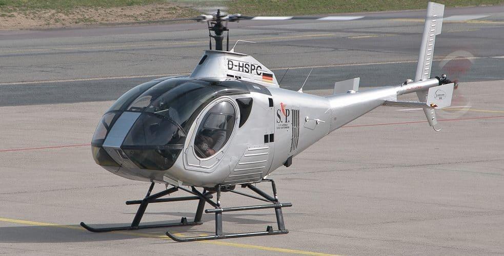 Schweizer S333 D HSPC