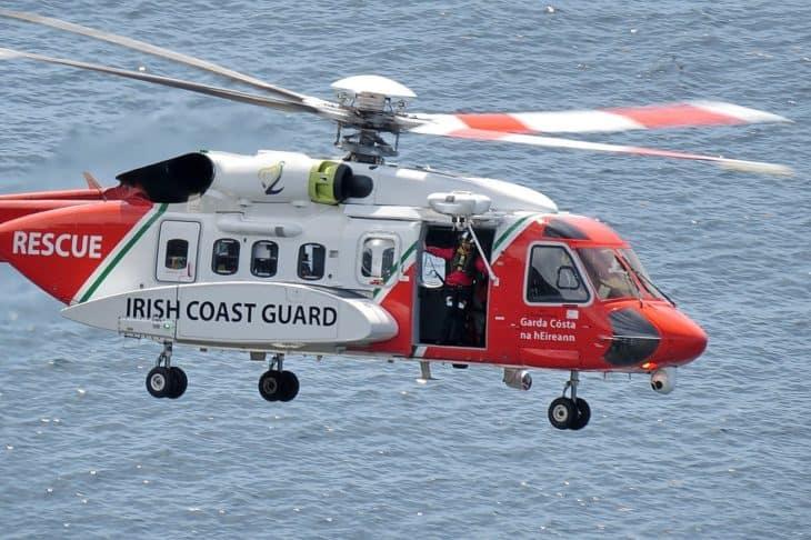 Sikorsky S 92 Irish Coast Guard 1
