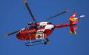 Swiss Air Ambulance Eurocopter Kawasaki EC 145.