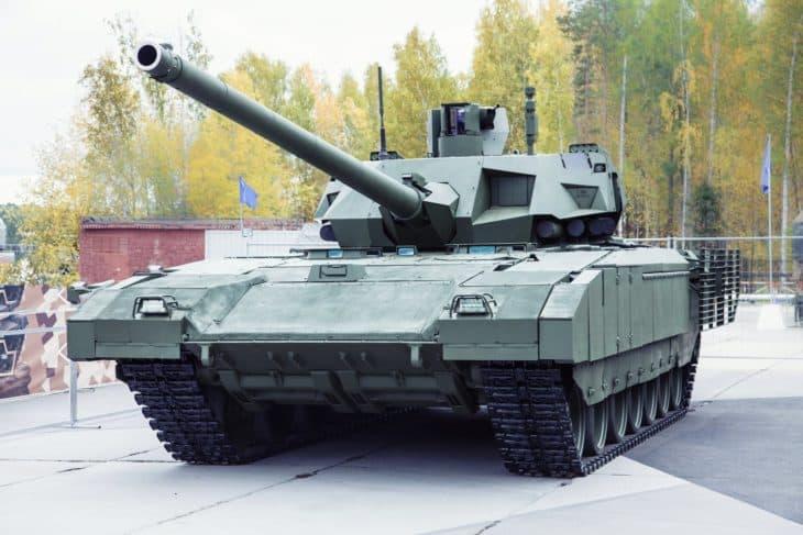 T 14 Armata russian tank