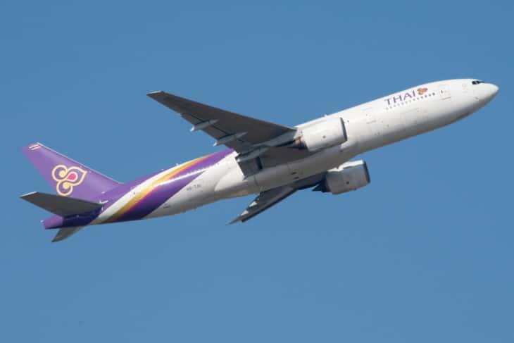 Thai Airways Boeing 777 200ER