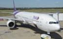 Thai Airways International Boeing 777 300.