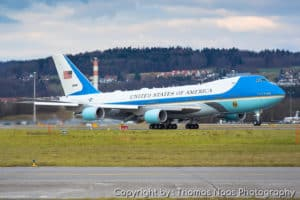 VC-25A Air Force One