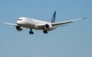 United Airlines Boeing 787 10 Dreamliner 1