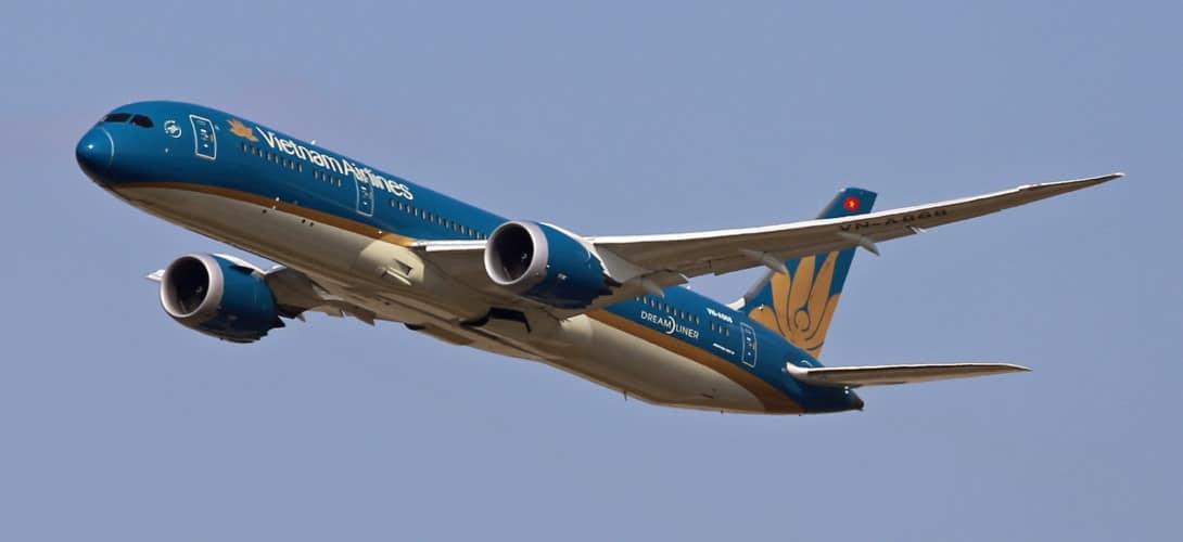Vietnam Airlines Boeing 787 9 Dreamliner VN A868