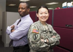 Can Civilians Work on Military Bases?