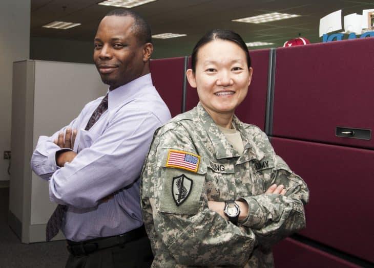 army civilian