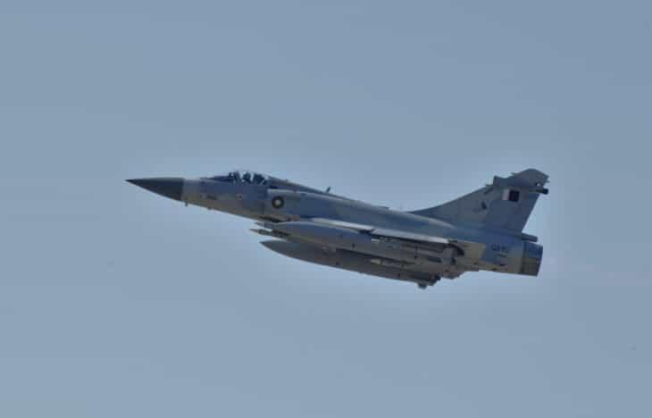 A Qatar Emiri Air Force Dassault Mirage 2000 5