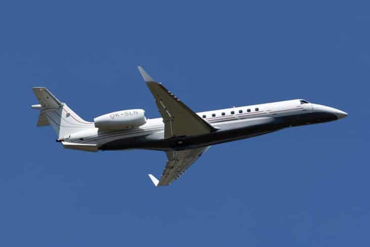 ABS Jets Embraer EMB 135BJ Legacy 600 OK SLN