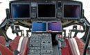 AgustaWestland AW169 'I RAIK cockpit.