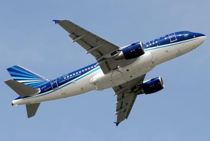 Azerbaijan Airlines Airbus ACJ319 4K 8888