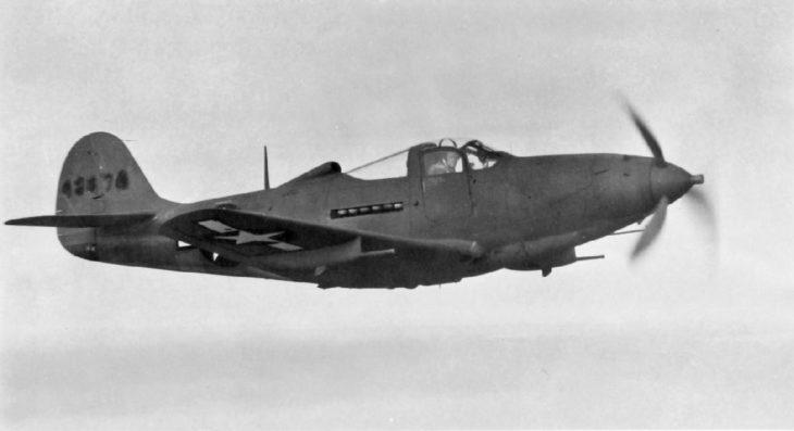 Bell P 39Q Airacobra
