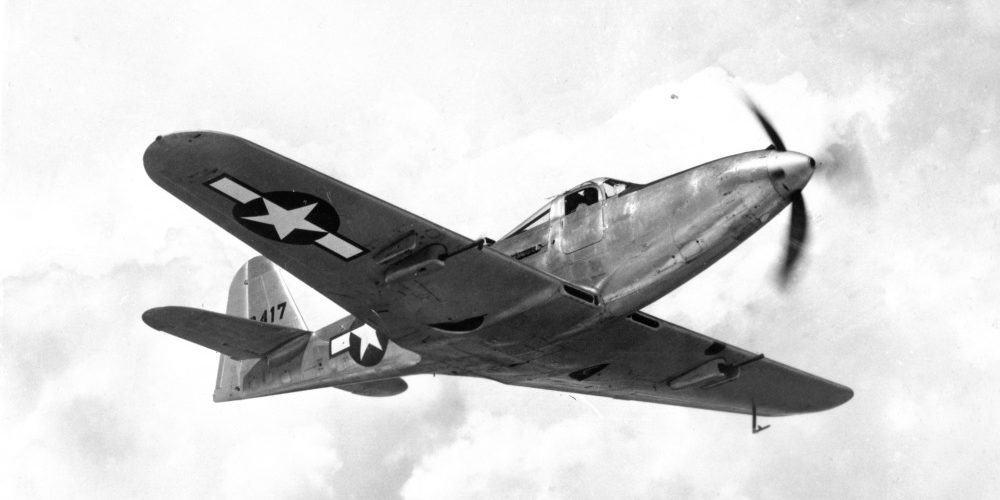 Bell P 63C Kingcobra. 1