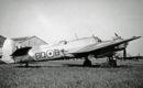 Bristol 156 Beaufighter TT.10 Target tug aircraft.