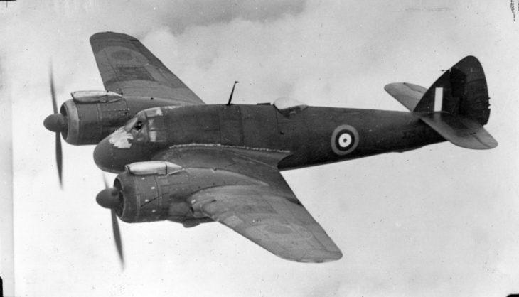 Bristol Beaufighter AL 61A