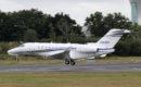 Cessna 700 Citation Longitude N703CX.